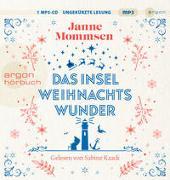 Cover-Bild zu Das Inselweihnachtswunder von Mommsen, Janne