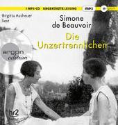Cover-Bild zu Die Unzertrennlichen von de Beauvoir, Simone