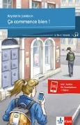 Cover-Bild zu Ça commence bien! Buch + Klett-Augmented von Jambon, Krystelle