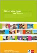 Cover-Bild zu Génération pro. Cahier d'activités von Jambon, Krystelle