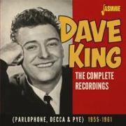 Cover-Bild zu King, Dave (Komponist): Complete Recordings