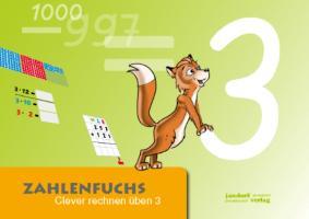 Cover-Bild zu Zahlenfuchs 03 von Auras, Thomas