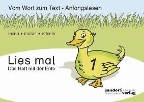 Cover-Bild zu Lies mal 1 - Das Heft mit der Ente von Wachendorf, Peter (Hrsg.)