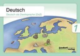 Cover-Bild zu Deutsch 1 (DaZ) von Wachendorf, Anja