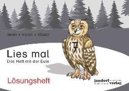 Cover-Bild zu Lies mal 7 - Das Heft mit der Eule von Wachendorf, Anja