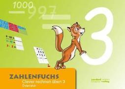Cover-Bild zu Zahlenfuchs 3 (Ausgabe Österreich) von Auras, Thomas