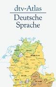 Cover-Bild zu dtv-Atlas Deutsche Sprache von König, Werner