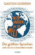 Cover-Bild zu In 20 Sprachen um die Welt von Dorren, Gaston