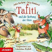 Cover-Bild zu Boehme, Julia: Tafiti und die Rettung der Gnus (Audio Download)