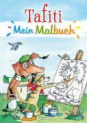 Cover-Bild zu Tafiti (Hrsg.): Tafiti - Mein Malbuch