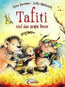 Cover-Bild zu Boehme, Julia: Tafiti und das große Feuer (Band 8) (eBook)