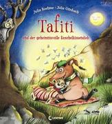 Cover-Bild zu Boehme, Julia: Tafiti und der geheimnisvolle Kuschelkissendieb