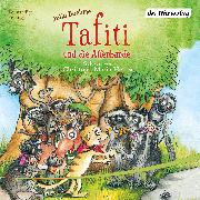 Cover-Bild zu Boehme, Julia: Tafiti und die Affenbande (Audio Download)