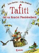 Cover-Bild zu Boehme, Julia: Tafiti und das fliegende Pinselohrschwein (Band 2) (eBook)