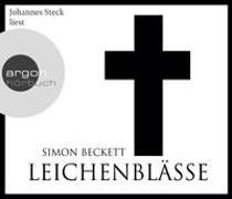Cover-Bild zu Leichenblässe von Beckett, Simon