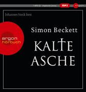 Cover-Bild zu Kalte Asche von Beckett, Simon