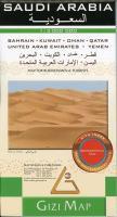 Cover-Bild zu Saudi Arabia Geographica 1 : 3 000 000. 1:3'000'000