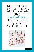 Cover-Bild zu Heinze, Rolf G. (Beitr.): Coronakratie (eBook)
