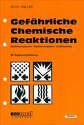Cover-Bild zu 89. Ergänzungslieferung - Gefährliche Chemische Reaktionen