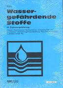 Cover-Bild zu 84. Ergänzungslieferung - Wassergefährdende Stoffe