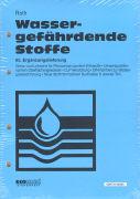 Cover-Bild zu 85. Ergänzungslieferung - Wassergefährdende Stoffe