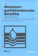 Cover-Bild zu 86. Ergänzungslieferung - Wassergefährdende Stoffe