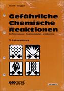 Cover-Bild zu 73. Ergänzungslieferung - Gefährliche Chemische Reaktionen