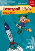 Cover-Bild zu Lesespaß-Kiste von Schmetz, Maria