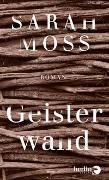 Cover-Bild zu Moss, Sarah: Geisterwand