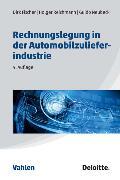 Cover-Bild zu Rechnungslegung in der Automobilzulieferindustrie (eBook) von Neubeck, Guido (Hrsg.)