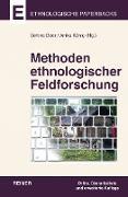 Cover-Bild zu Methoden ethnologischer Feldforschung (eBook) von Pauli, Julia