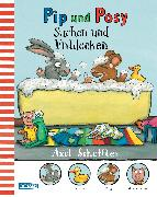 Cover-Bild zu Pip und Posy: Suchen und Entdecken von Scheffler, Axel