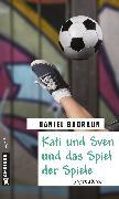 Cover-Bild zu Badraun, Daniel: Kati und Sven und das Spiel der Spiele (eBook)