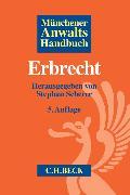 Cover-Bild zu Münchener Anwaltshandbuch Erbrecht von Scherer, Stephan (Hrsg.)