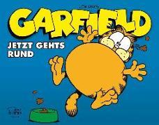 Cover-Bild zu Garfield - Jetzt geht's rund von Davis, Jim