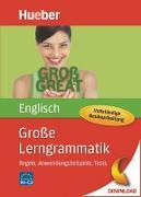 Cover-Bild zu Große Lerngrammatik Englisch (eBook) von Hoffmann, Hans G.