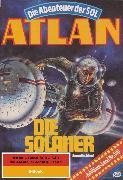 Cover-Bild zu Atlan-Paket 11: Die Abenteuer der SOL (Teil 1) (eBook) von Terrid, Peter