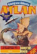 Cover-Bild zu Atlan-Paket 9: Die Schwarze Galaxis (Teil 1) (eBook) von Terrid, Peter