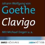 Cover-Bild zu Clavigo (Audio Download) von Goethe, Johann Wolfgang von