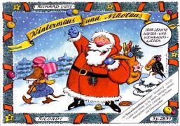 Cover-Bild zu Voss, Richard (Komponist): Wintermaus und Nikolaus