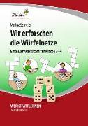 Cover-Bild zu Wir erforschen die Würfelnetze (PR) von Schreier, Marina