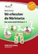 Cover-Bild zu Wir erforschen die Würfelnetze (Set) von Schreier, Marina