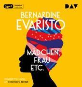 Cover-Bild zu Evaristo, Bernardine: Mädchen, Frau etc
