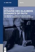 Cover-Bild zu Tillich, Paul: Dynamik des Glaubens (Dynamics of Faith) (eBook)