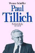 Cover-Bild zu Schüssler, Werner: Paul Tillich