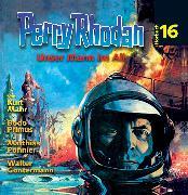 Cover-Bild zu Mahr, Kurt: Perry Rhodan Hörspiel 16: Unser Mann im All (Audio Download)