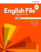 Cover-Bild zu English File: Upper-Intermediate: Workbook with Key