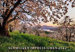 Cover-Bild zu Schweizer Impressionen 2022