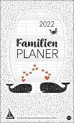 Cover-Bild zu Stamp Art Familienplaner XL Kalender 2022 von Heye (Hrsg.)