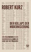 Cover-Bild zu Kurz, Robert: Der Kollaps der Modernisierung
